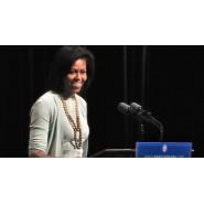 Michelle Obama's #1 Shalom Bayit Tip