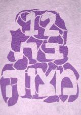 Moriah's Bat Mitzvah