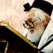Why Rav Shach Went to This Simple Woman's Funeral (3-Minute Mommy Peptalk)