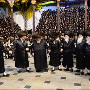 My Wondrous Simchat Torah in Belz