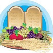 What I Will be Doing this Shavuot