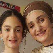 My Bat Mitzvah Girl and My Bubby Fruma, a Hero of the Holocaust by Elana Mizrahi