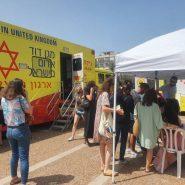 Secular Israelis Flood Blood Banks in Wake of Meron Tragedy