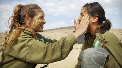 My Daughter, the IDF Soldier