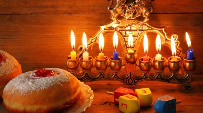 Tips for a Great Chanukah (11-Minute Mommy Peptalk)