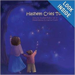 Hashem cries too