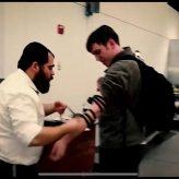Chabad of the Airport: Inspiration in the Air