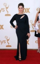 Reuters: JewishMOM Mayim Bialik Stands out at Emmys