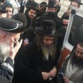 """Rav Arush Responds to Granddaughter's Death: """"Strengthen Ahavat Yisrael"""""""