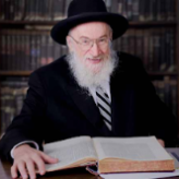 Rabbi Belsky's Mother's Secret