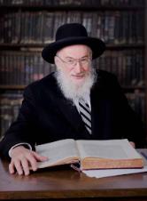 Rabbi Belsky's Mother's Secret