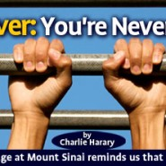 Passover: You're Never Alone (3-Minute Charlie Harary Video)