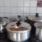Mrs. Barashi's Pots