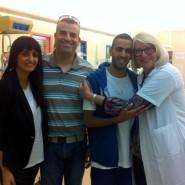 Preemie Born 1.1 Pounds–Joins IDF