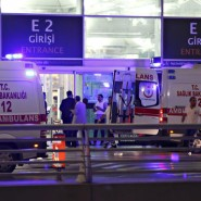 Why My Husband and Kids were Not at the Istanbul Airport Last Night