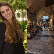 When an American Sem Girl Took a Wrong Turn in the Old City