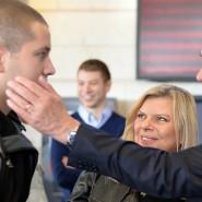 Avner Netanyahu Joins IDF as Combat Soldier