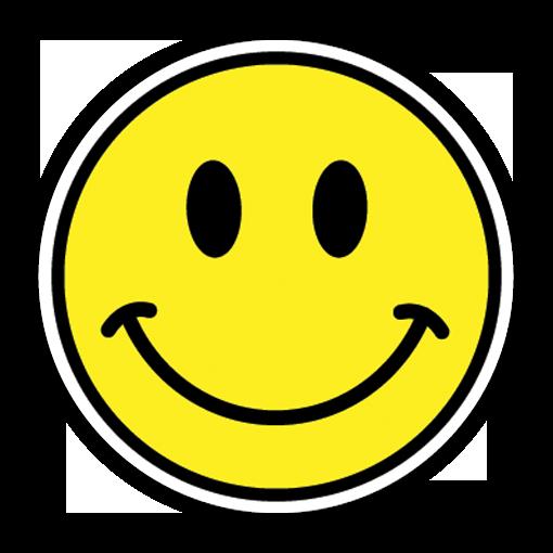 badge smile