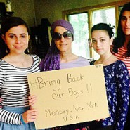 "JewishMOMs and Kids from Around the Globe say ""Bring Back our Boys!"" (34 Photos)"