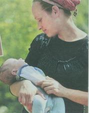 """Little Benaya"": Nephew Born 2 Weeks After Soldier's Death Carries his Name"