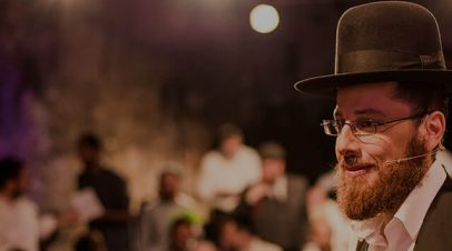 Mindblowing Corona-Healing Meditation from Elevation-Project Founder Rabbi Doniel Katz
