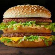 My Yom Kippur Big Mac