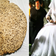 The Wedding Made by a Matzah in Bergen Belsen