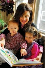 Meet this Week's JewishMOM: Children's Author Bracha Goetz