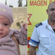 At New Daughter's Birth the Brauns Shocked to Discover: the Same Paramedic from Terror Attack