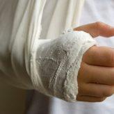 Yaakov's Broken Wrist