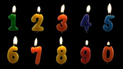 My 8 Candles