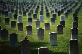 Two Cemeteries