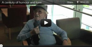 The 100-Year-Old Comedian