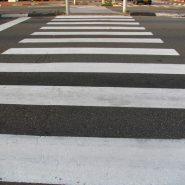 When I Cross the Street in Jerusalem