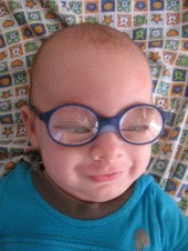 Opening the Eyes of My Blind Son: An Interview with this Week's JewishMOM, Daniella Levy