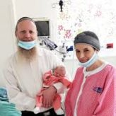 Mazal Tov! Interview with the Schnerbs (and Newborn!) (1-Minute Video)