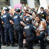 The Riots: Keeping Sane in an Insane World (1-Minute Rabbi Fischel Schachter Video)