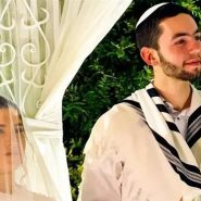 Mazal Tov! Bible-Quiz Champs Wed