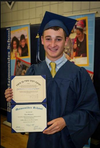 ezra schwartz graduation