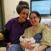Mazal Tov to 2019's 1st Israeli Baby