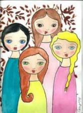 When I Had 4 Little Girls