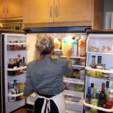 The Blessing of a Sticky Refrigerator by Rebbetzin Esther Baila Schwartz