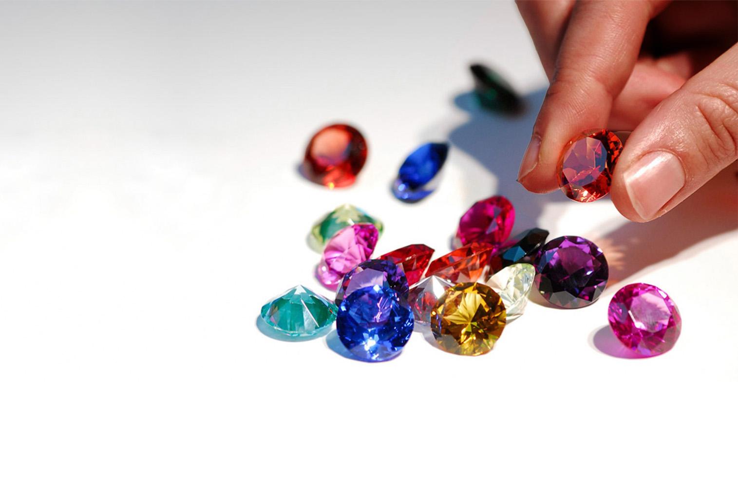 Как сделать драгоценный камень 920