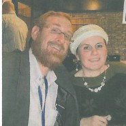 "Yaffa Glick, Wife of Injured Temple-Mount Activist: ""I Close My Eyes and Imagine a Movie with a Happy Ending"""