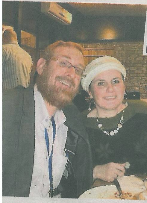 Yehuda and Yaffa Glick