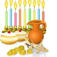 My Mortifying Chanukah Party