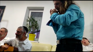 The Holy Harmonica Player Who Surprised Evyatar Banai