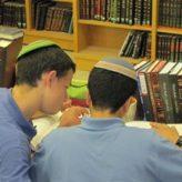 Yoel's Apocalyptic Yeshiva-High-School Interview