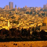 Yearning for Jerusalem in Jerusalem