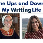 This Sunday, Interview with Yael Mermelstein: The Ups And Downs Of My Writing Life